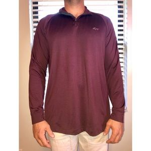 Greg Norman 1/4 Zip Pullover